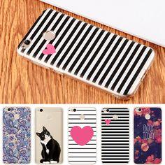 For Xiaomi Redmi 4X Fundas Case Cats Love Rose Pattern Soft TPU Phone Cases For Redmi 4X Pro Prime 4A Note 4X Note 4 Global #Affiliate