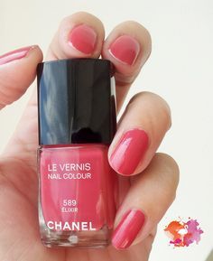 Chanel 589 Elixier Aus der aktuellen Chanel Herbstkollektion Superstition 2013