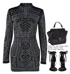 """""""Thestyledcollection 3"""" by emilypondng ❤ liked on Polyvore featuring Schutz"""