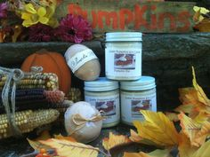 Pumpkin Pie Soy Candle by SweetPumpkinsFarm on Etsy, $8.00