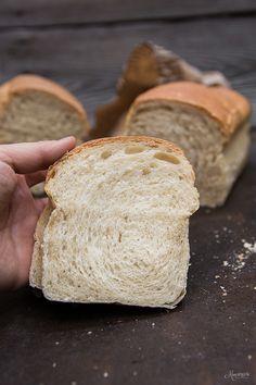 Ψωμί για τόστ! | φαγητά | με γλουτένη | συνταγές | δημιουργίες| διατροφή| Blog | mamangelic Cookbook Recipes, Cooking Recipes, Food To Make, Pancakes, Deserts, Food Porn, Food And Drink, Baking, Breads