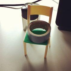 Schreibtisch mt-tapehalter