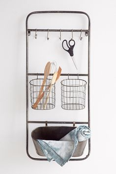 Industrial Multiuse Storage Shelf - Urban Outfitters