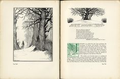 Horace Knowles.  Book of Months.