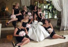 Jensen Ackles and Danneel Harris Wedding