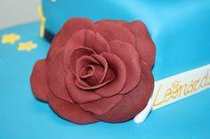 Piccolo principe rosa cake