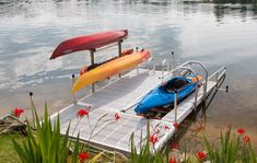 Kayak Launch Dock | Dock & Launch System by The Dock Doctors