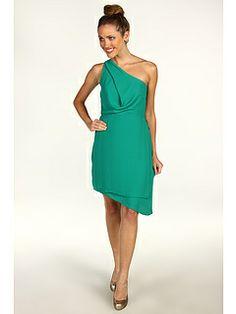 BCBGMAXAZRIA Somara One Shoulder Dress