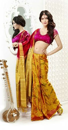 Shruti Haasan #Kalanjali #Ad #Photoshoot