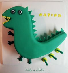 Peppa Pig: George's dinosaur