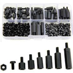 schrumpfschlauch set surtido negro 3 x 100 unidades
