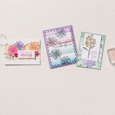 The Craft Spa - Stampin' Up! UK independent demonstrator - Order Stampin Up in UK: Saturday Six & another swap... Carte Swing, September 31, Swing Card, Color Contour, Easel Cards, Card Tutorials, Stampin Up, Paper Crafts, Catalog