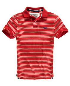 Superdry Americas Polo - Men's Polo Shirts