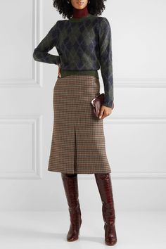 The 5 Knitwear Trends Ruling Autumn Mode Chic, Mode Style, Workwear Fashion, Fashion Outfits, Fashion Blogs, Fashion Fashion, Fashion Trends, Corporate Attire Women, Work Attire Women