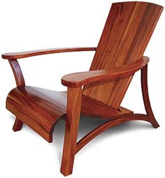 Tall Adirondack Chair Plans There are plenty of helpful tips for your wood working plans at http://www.woodesigner.net