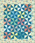 Picnic Trio Quilt Pattern Download quilt patterns, quilting patterns, quilt pattern