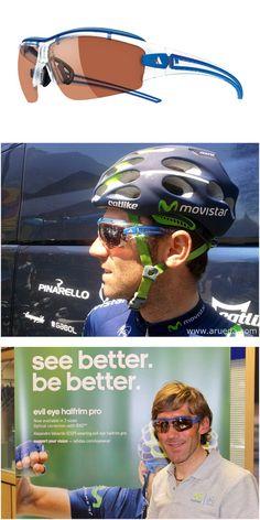Para los amantes del ciclismo, os comentamos que Adidas ha lanzado el nuevo modelo de gafas para el equipo de ciclismo español Movistar. Son las Adidas Evil Eye Halfrim Pro.