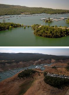California's drought: What losing 63 trillion gallons of water looks like - The Washington Post