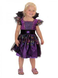 Disfraz bruja niña. Mucha más variedad en www.martinfloressl.es