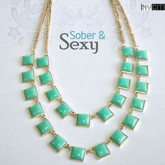 Sober can be sexy too! Let accessories portray your innate beauty & personality in the best way possible!