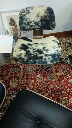 LCW in cowhide