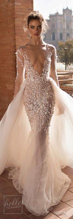 Berta Seville Wedding Dress Collection