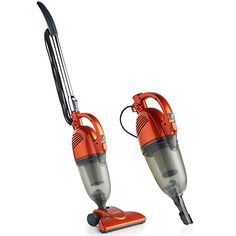 VonHaus 2 in 1 Corded Lightweight Stick Vacuum Cleaner and Handheld Vacuum Bagless with HEPA Filtration Crevice Tool and Brush Accessories - Ideal for Hardwood Floors Price Bagless Vacuum Cleaner, Cordless Vacuum Cleaner, Vacuum Cleaners, Vacuum Sealer, Best Handheld Vacuum, Best Vacuum, Best Cheap Vacuum, Wine Wednesday, Cleaning