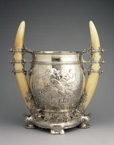 centuriespast:  Loving Cup Artist/Maker:Tiffany & Co. (American, estab. 1853), manufactory Date:1893 Cincinnati Art Museum