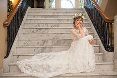We recently took part in an impromptu photo shoot at our locally known Hotel BethlehemIt has beautiful ballrooms and historic architecture, making for an ideal