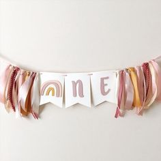 Looking for Baby Birthday Banner? Boho Rainbow High Chair Banner makes your party adorable! Rainbow Party Decorations, First Birthday Party Decorations, First Birthday Themes, First Birthdays, Birthday Banners, Birthday Invitations, Birthday Ideas, Rainbow First Birthday, Baby Girl First Birthday