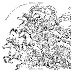 Animorphia: An Extreme Coloring and Search Challenge: Kerby Rosanes: 9780147518361: Amazon.com: Books