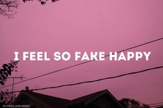 Fake Happy // Paramore