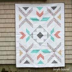 Pebble and Spark quilt by karin jordan in Love Patchwork