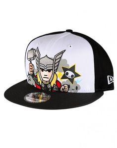 size 40 65a5c 14e08 Marvel. Marvel   tokidoki Thor Thunder Snapback
