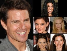 Da Mimi Rogers a Katie Holmes e Yolanda Pecoraro: le mogli di Tom Cruise