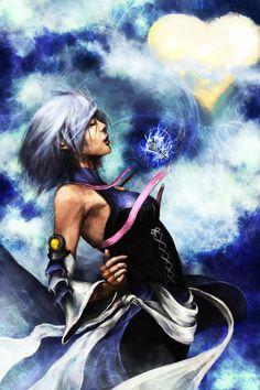 Aqua - Kingdom Hearts: Birth By Sleep