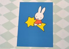 Miffy poster - Star