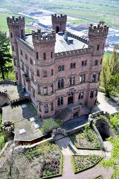 Schloss Ortenberg-  Deutschland