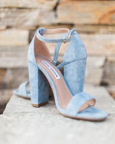 Heels-Boots-Pumps beautiful bridal shoes & wedding shoes # Japanese Garden Design: The Practical Steve Madden Heels, Crazy Shoes, Me Too Shoes, Over The Knee, Beautiful Shoes, Shoe Boots, Shoes Sandals, Blue Sandals, Flat Shoes