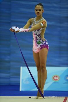 Margarita Mamun (Russia) # World Cup 2014 # Kazan, Russia # September 5-7, 2014