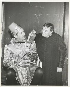 The Raven - Vincent Price, Peter Lorre