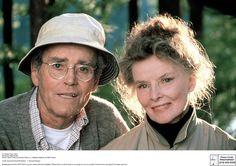 Superb On Golden Pond Movie #7 Katharine Hepburn On Golden Pond ...