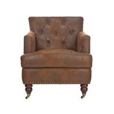 Regal Tufted Club Chair