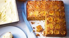 Receta | Tarta Dolce & Banana (Dolce and banana cake) - canalcocina.es