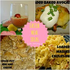 Easter Meal Ideas For Breakfast, Side Dishes, And Desserts - This Flourishing Life