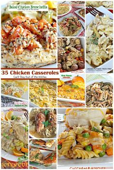 35 Chicken Casseroles | Can't Stay Out of the Kitchen