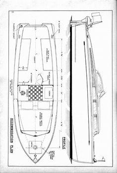 Free Boat Blueprints 的圖片結果