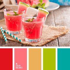 Цветовая палитра №3845