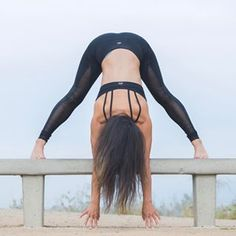 #bottomsup #aloyoga  Thanks - IG/yogawithbriohny