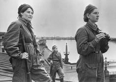 Militia woman, Spanish Civil War, c.1936-39